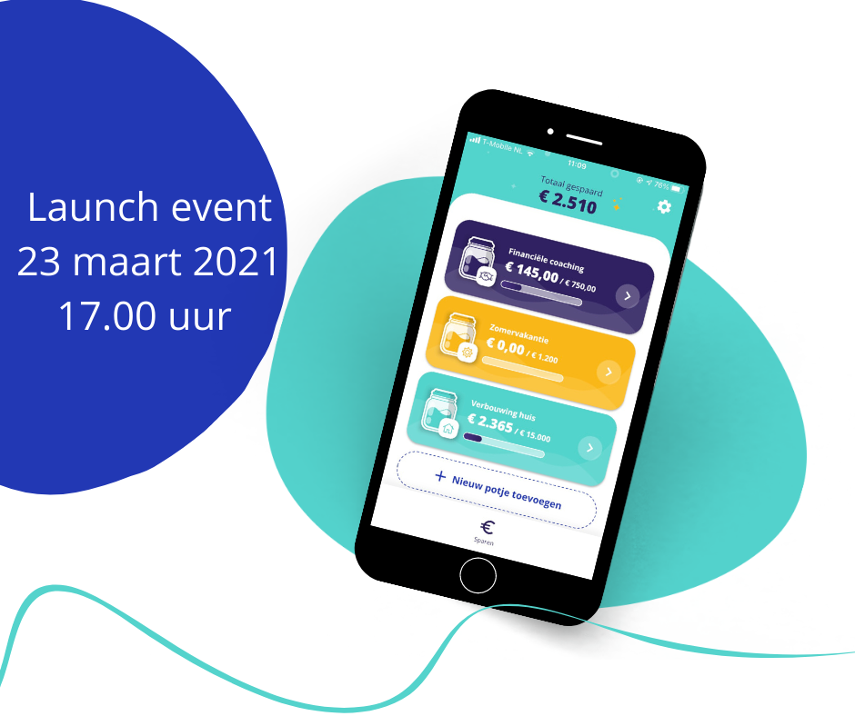 Programma launch event 23 maart 2021!